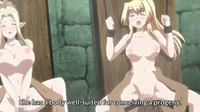 Kuroinu: Kedakaki Seijo wa Hakudaku ni Somaru – 06 [ENG] [Censored]